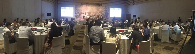 中心主任王遥教授受邀出席汇丰可持续融资论坛